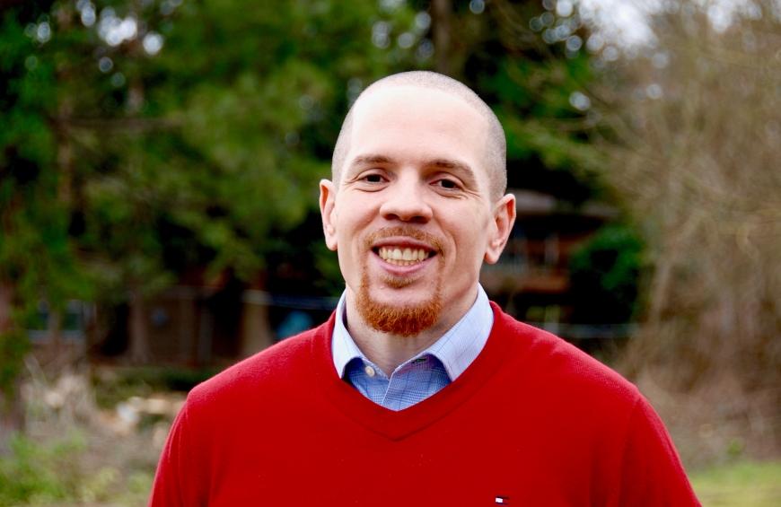 Image of Sean Goode, Choose 180 Executive Director